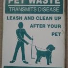 Pet waste risks, laws and misconceptions