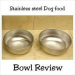Read more about the article Lead free Stainless steel Dog food bowl Review